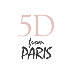 Logo 3 - 5D from Paris